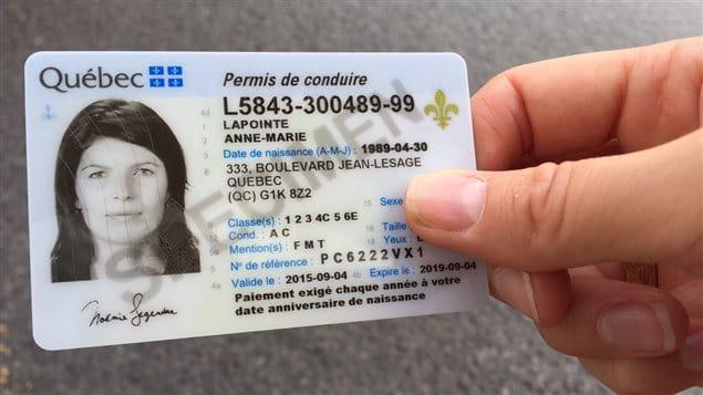 Carte Assurance Maladie Du Quebec Perdue.Quebec A Ontario Nouveau Permis De Conduire