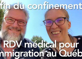 RDV médical immigration Québec En Avant Les Loulous