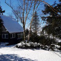 Chalet tout équipé au bord du Lac Champlain dans un site enchanteur