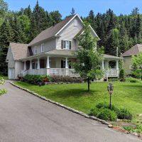 Maison à vendre Lac-Beauport avec accès au Lac-Morin