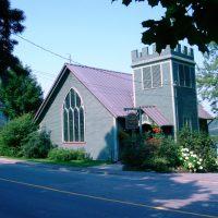 Restaurant dans une ancienne église à vendre à Danville (entre Montréal et Québec)