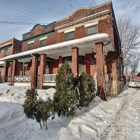 Maison (cottage) semi-détachée à Montréal - Quartier Notre-Dame-de-Grâce - Village Monkland